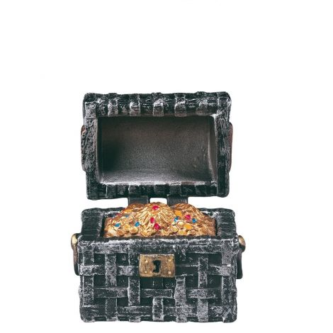 TREASURE CHEST FIGURINE