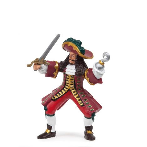 CAPTAIN PIRATE FIGURINE
