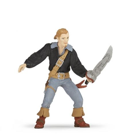 PIRATE HERO FIGURINE