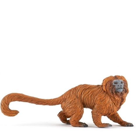 GOLDEN LION TAMARIN FIGURINE