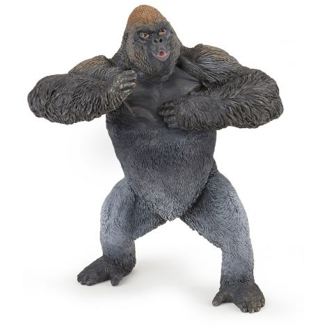 MOUNTAIN GORILLA FIGURINE