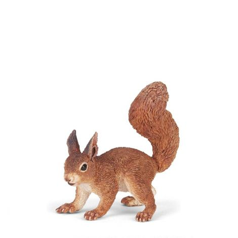 SQUIRREL FIGURINE II