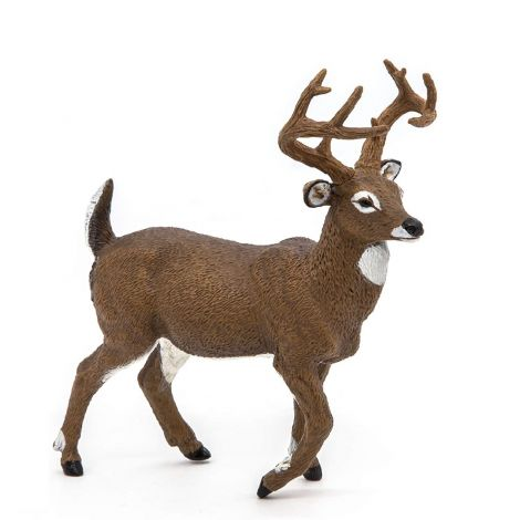WHITE-TAILED DEER FIGURINE