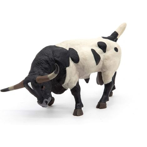 TEXAN BULL FIGURINE
