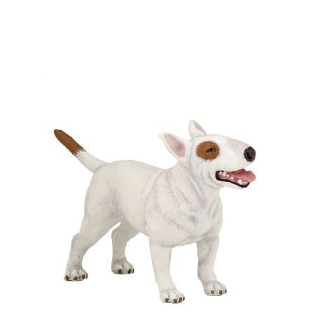 BULL TERRIER DOG FIGURINE