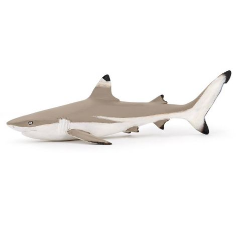 BLACKTIP REEF SHARK FIGURINE