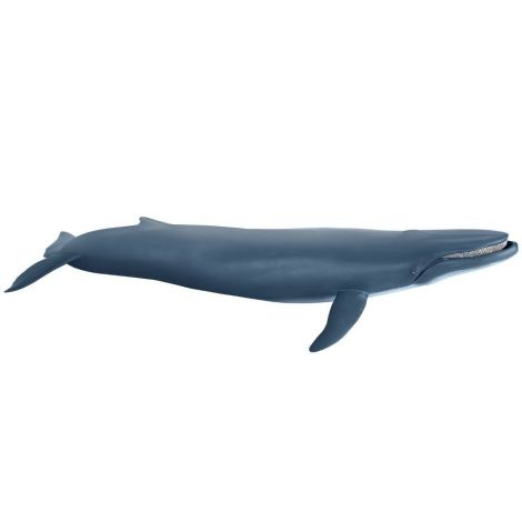 BLUE WHALE FIGURINE