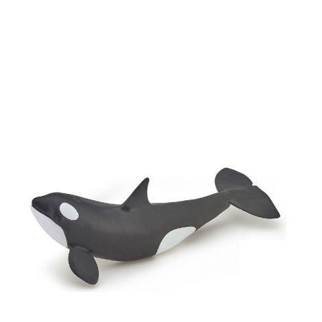 ORCA (KILLER WHALE) CALF FIGURINE