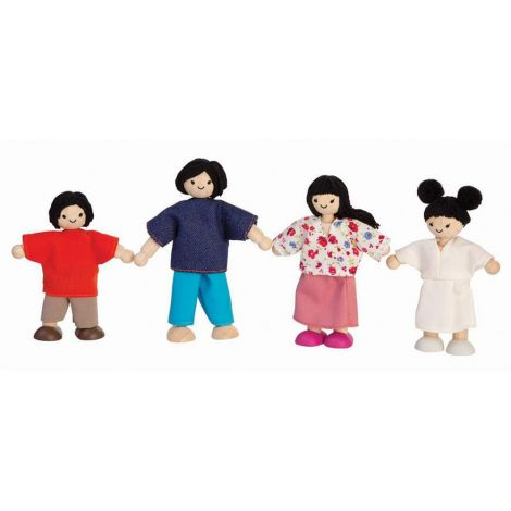 DOLL FAMILY: ASIAN