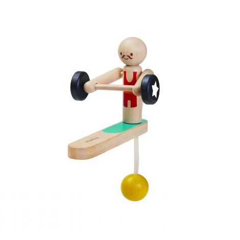 WEIGHTLIFTING ACROBAT