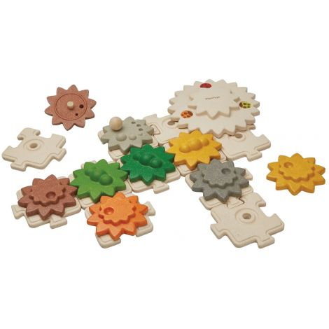 GEARS & PUZZLES SET