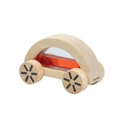 WATER BLOCK PUSH CAR - RED