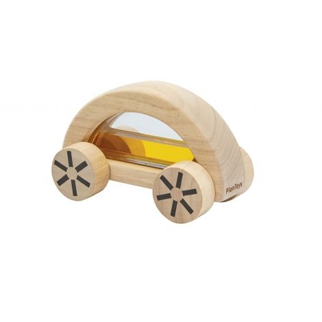 WATER BLOCK PUSH CAR - YELLOW