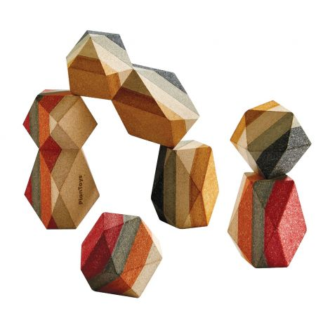 GEO STACKING ROCKS