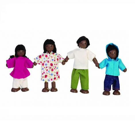 DOLL FAMILY : ETHNIC