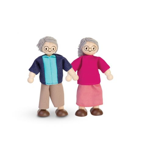 DOLL FAMILY: GRANDPARENTS
