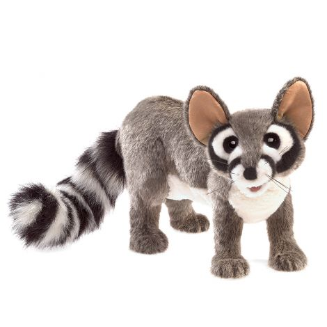 RING-TAILED CAT HAND PUPPET