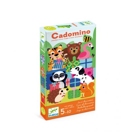 CADOMINO CHAIN REACTION CARD GAME