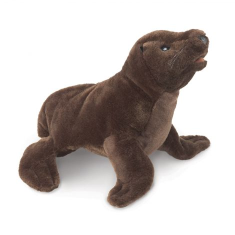SEA LION PUP HAND PUPPET