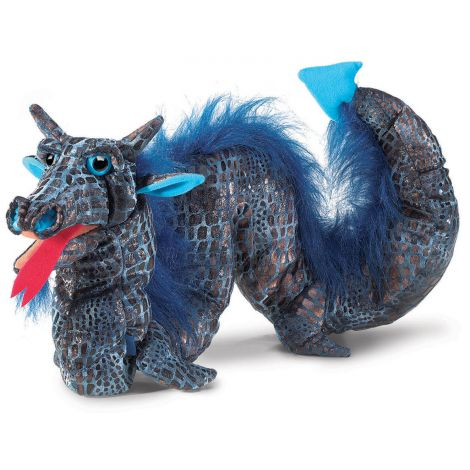 SEA SERPENT HAND PUPPET