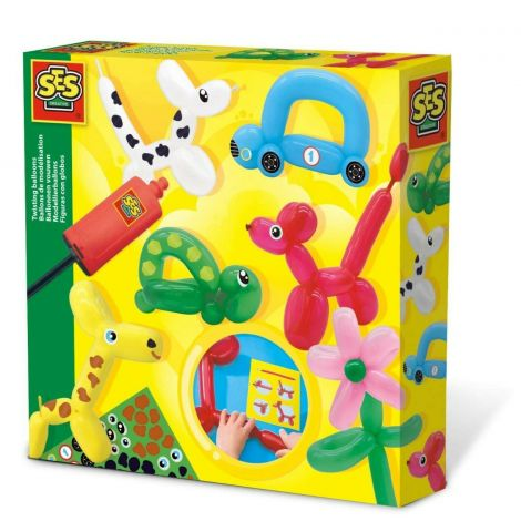 BALLOON TWISTING ACTIVITY SET