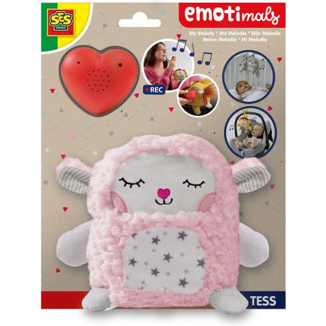 MY MELODY EMOTIMAL: TESS THE SHEEP