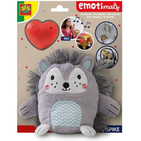 MY MELODY EMOTIMAL: SPIKE THE PORCUPINE