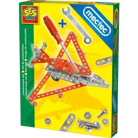 MECTEC METAL CONSTRUCTION SET: AIRPLANE