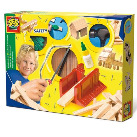 DELUXE WOODWORK SET