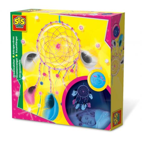 DREAMCATCHER MAKING ACTIVITY SET