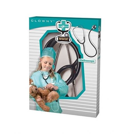 RESCUE WORLD TOY STETHOSCOPE