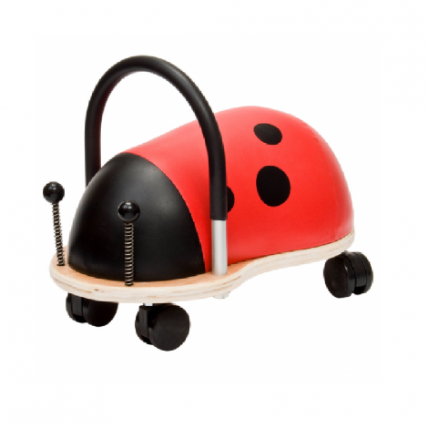 WHEELYBUG RIDE-ON: LADYBUG (SMALL)