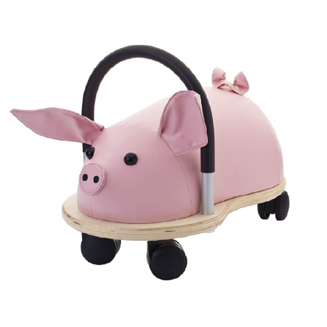 WHEELYBUG RIDE-ON: PIG (SMALL)