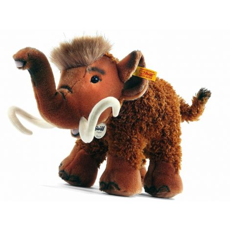 ROCCO MAMMOTH PLUSH, BROWN (30CM)