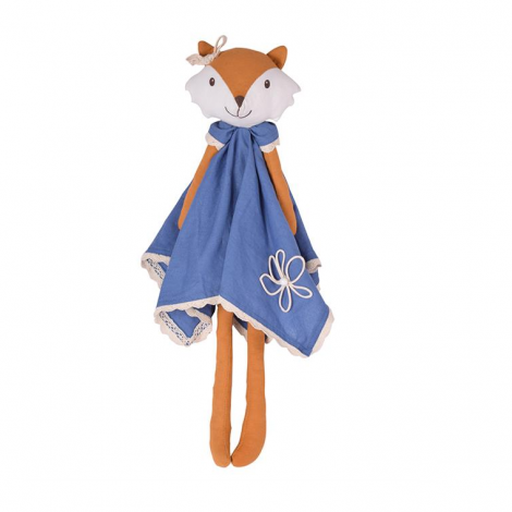 LUCA THE FOX RAG DOLL (50CM)
