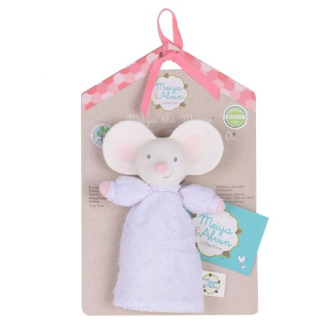MEIYA MOUSE FABRIC SQUEAKER RATTLE STICK