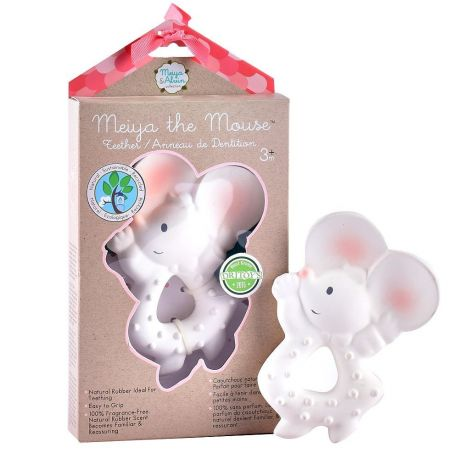 MEIYA MOUSE RING TEETHER